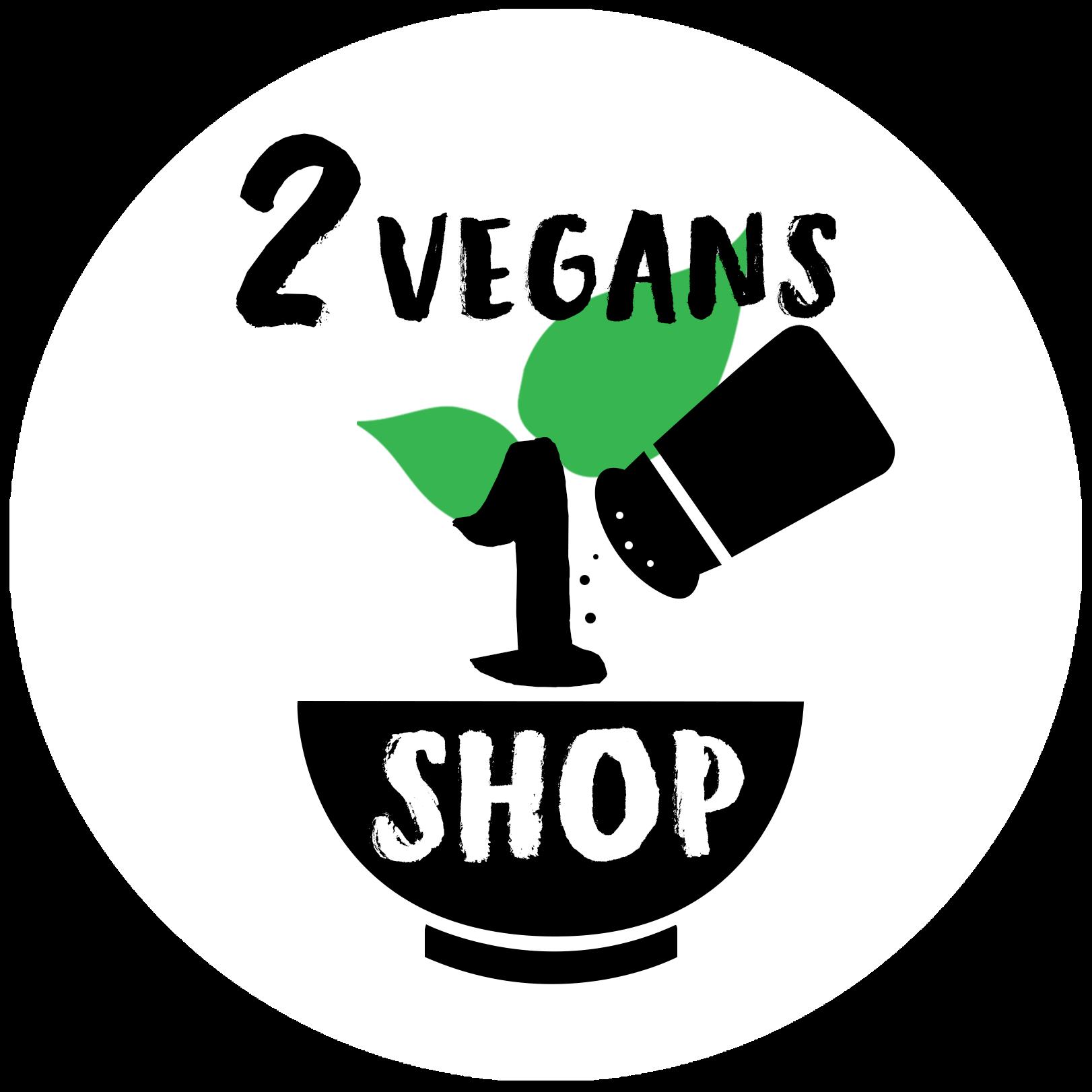 2 Vegans 1 Cup
